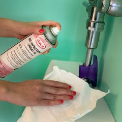 spray sink