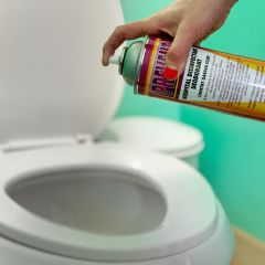 Prevent Bathroom