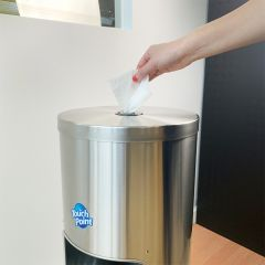 Wipe Dispenser Floor Stand pull