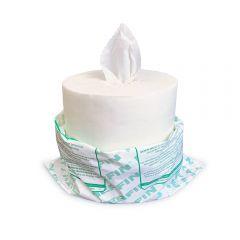 Personal Care Towelette & Baby Wipe, 500 sheets per Roll (2 per Case)