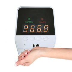 Buy Infrared Body Temperature Wrist & Forehead Scanner on sale online