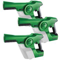 Victory Professional Cordless Electrostatic Handheld Sprayer (Bundle of 3)