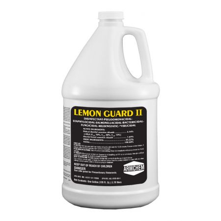 Armchem International Lemon Guard Hospital Grade Disinfectant Cleaner 4 to 55 Gallons