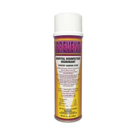 Buy Prevent Hospital Grade Disinfectant, 16.5 Ounce (Pack of 24) on sale online