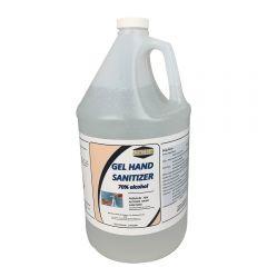 Armchem International Gel Hand Sanitizer, 70% Alcohol, 1 Gallon (Case of 4)